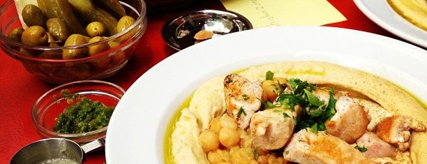 Zula Hummus Café is one of Best eats in Prenzlauer Berg, Berlin.