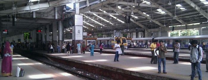 Churchgate Railway Station is one of Mumbai Suburban Western Railway.