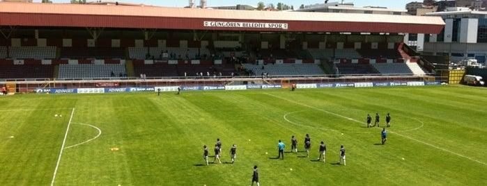Güngören Stadyumu is one of Kuyumcu.