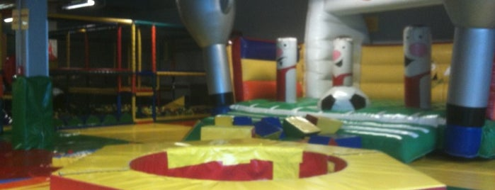 Ballorig is one of Kids Guide. Amsterdam with children 100 spots.