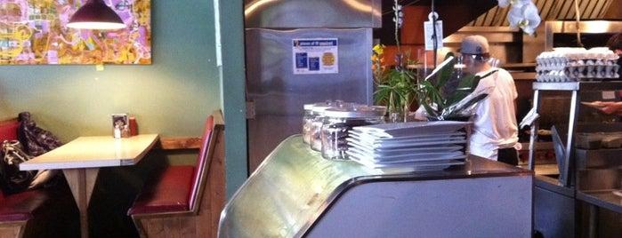 Café Deux Soleils is one of Vancouver Brunches.