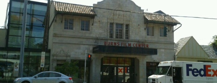 Jacob Burns Film Center is one of Westchester.