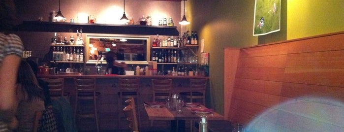 Portobello Vegan Trattoria is one of PDX To-Do.