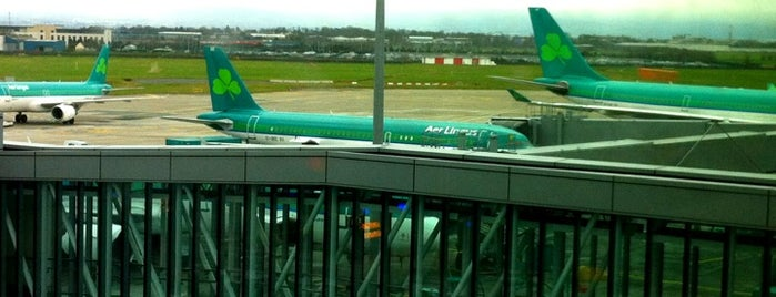 Dublin Airport (DUB) is one of I Love Airports!.