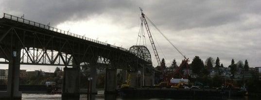 Manette Bridge is one of Bremerton!.