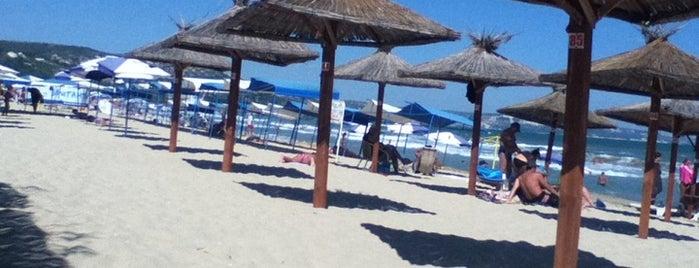 Плаж Албена (Albena Beach) is one of All-time favorites in Bulgaria.