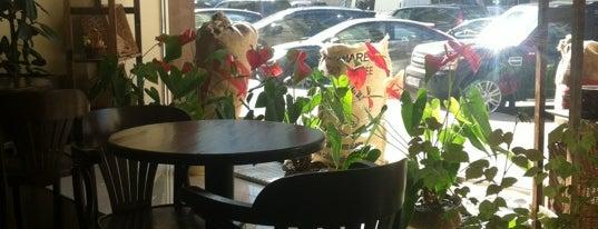 Хлебный край is one of Caffe.