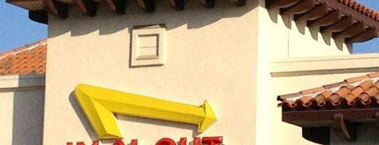 In-N-Out Burger is one of USA San Diego.