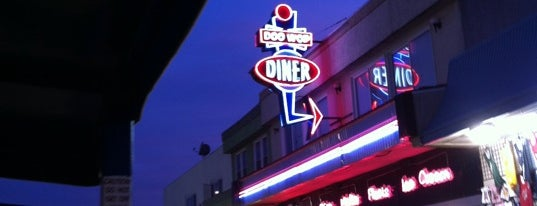 Doo Wop Diner is one of Diners I want to go.
