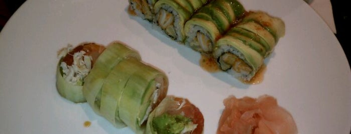 Shiki Sushi is one of Must-Visit Sushi Restaurants in RDU.
