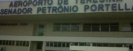 Aeroporto de Teresina / Senador Petrônio Portella (THE) is one of Aeroportos do Brasil.