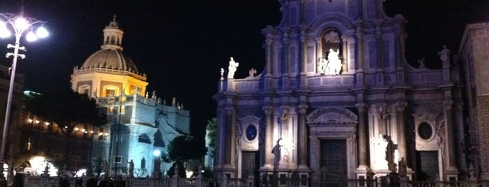 Piazza Duomo is one of Sicily: The most beautiful places to see and enjoy.