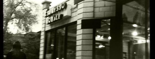 Espresso Royale is one of Ann Arbor Delivery.
