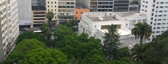 Praça Dom José Gaspar is one of Já Fui SP.