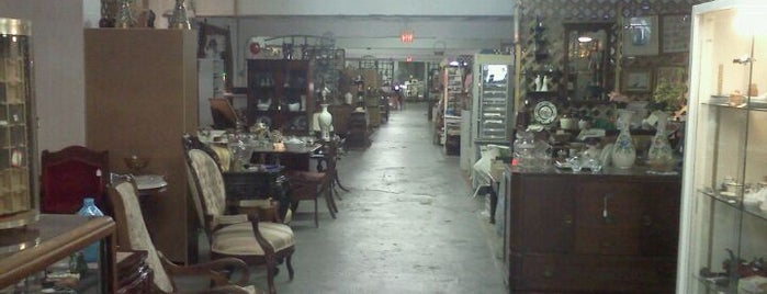 Lexington Park Antiques is one of Saturday Antiquing.