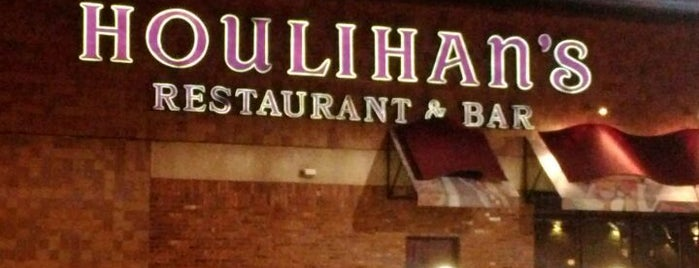 Houlihan's is one of Places with specials.