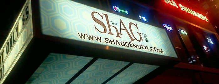 The Shag Lounge is one of Free first times.