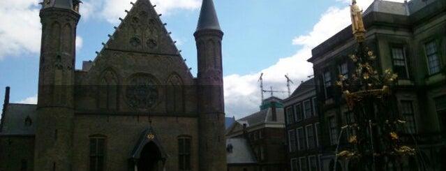 Buitenhof is one of The Hague #4sqCities.