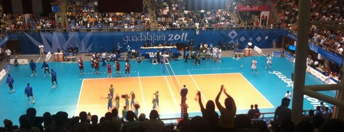 Complejo Panamericano de Voleibol is one of CODE Jalisco.