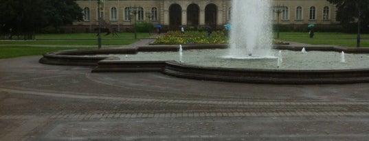 Friedrichsplatz is one of Karlsruhe + trips.