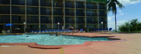 Holiday Inn Ponce & Tropical Casino is one of Ponce #4sqCities.