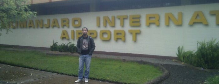 Kilimanjaro International Airport (JRO) is one of Airports.