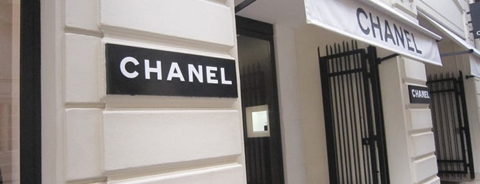CHANEL Boutique is one of World Sites.