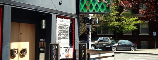 The Crocodile is one of Seattle Nightlife.