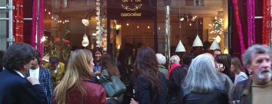 Tsé & Tsé Associées is one of Les petites boutiques.