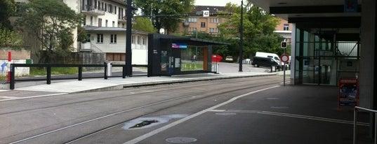 Bahnhof Glattbrugg is one of Bahnhöfe.