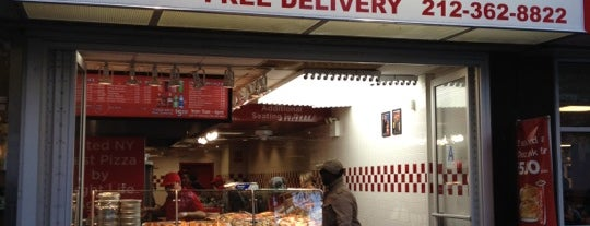 Little Italy Pizza is one of UWS - Delivery.