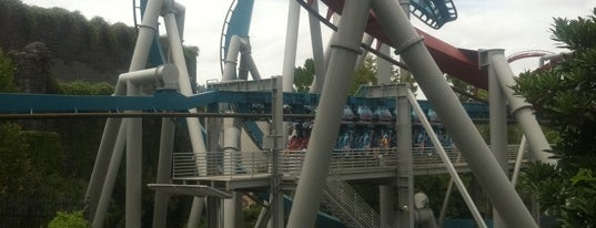 Dragon Challenge is one of Must Ride Roller Coasters.