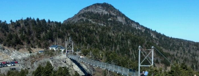 Grandfather Mountain is one of The Great Outdoors.