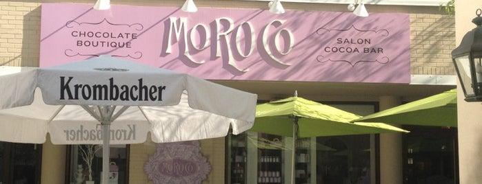 Moroco Chocolat is one of Bucket.