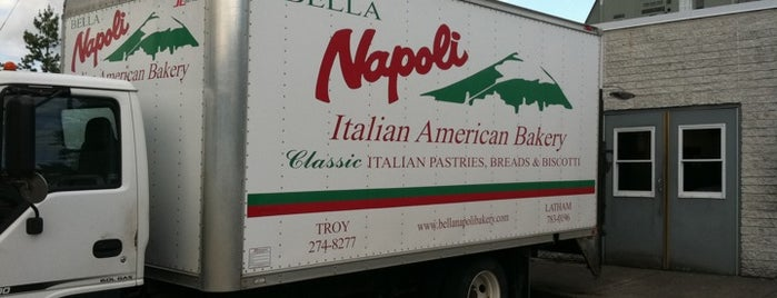 Bella Napoli Italian Bakery is one of Italian.