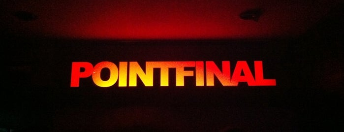 Point Final is one of Cafeplan Gent.