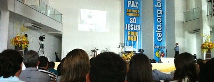 CEIA - Comunidade Evangélica Integrada da Amazônia is one of MY FAVORITE PLACES.