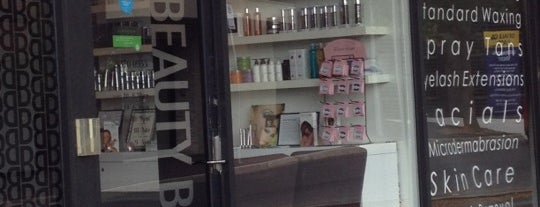 Glam Beauty Bar - Moonee Ponds is one of girly shop stuff.