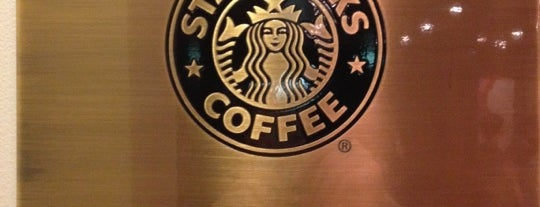 Starbucks is one of VENUES of the FIRST store.