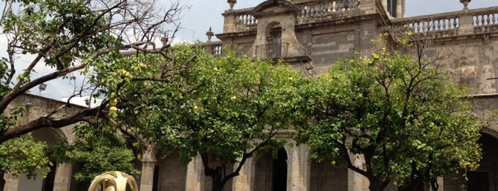 Instituto Cultural Cabañas is one of Show Places @ GDL.