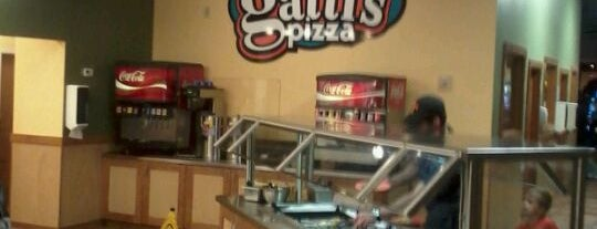 Gatti's Pizza is one of Arcades.