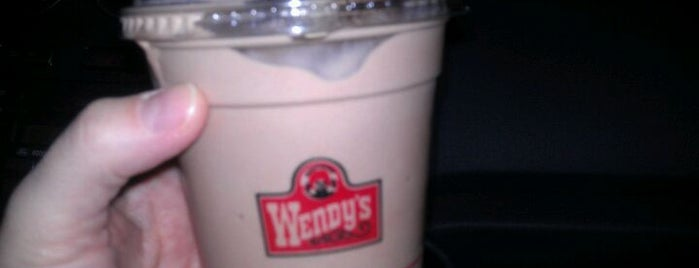 Wendy's is one of Food.