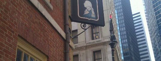 Fraunces Tavern Museum is one of Historic Places.