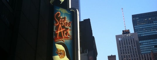 Sister Act - A Divine Musical Comedy is one of 2012 - New York.