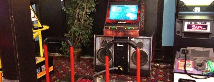 Rockin' Raceway Go Karts and Arcade is one of Arcades.