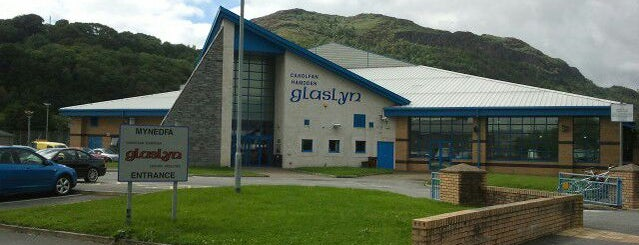 Canolfan Hamdden Glaslyn Leisure Centre is one of Things to do on a Rainy day.