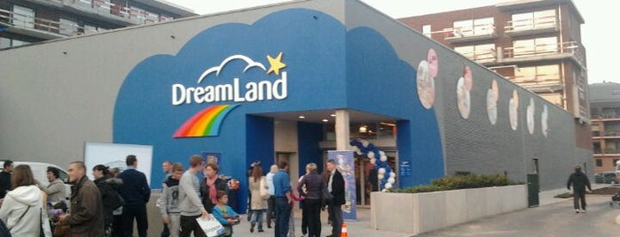DreamLand is one of A local's guide: 48 hours in Halle, Belgium.