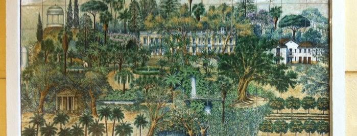 Jardín Botánico La Concepción is one of 101 cosas que ver en Málaga antes de morir.
