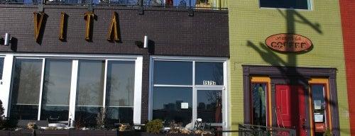 Shangri-La Coffee is one of Best of Denver: Food & Drink.