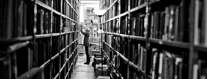 Prelinger Library is one of Science Around The Bay.